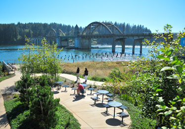 Municipal Engineering Project, Oregon