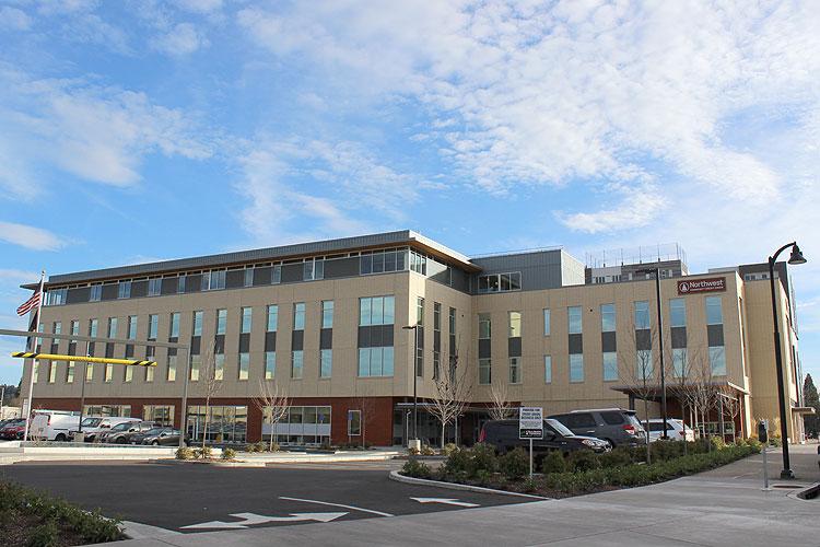 Northwest Credit Union >> Branch Engineering Project Northwest Community Credit